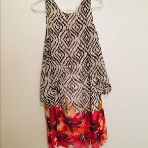 CATO Sleeveless Dress Size Small